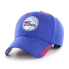 OTS NBA Philadelphia 76Ers Male Blight All-Star Adjustable Hat 8ca4a5b45