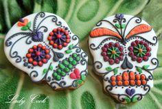 Biscoito Caveira Mexicana | Fabiane Ehle | Flickr
