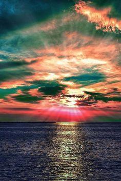 Divine Sunset kyrenian