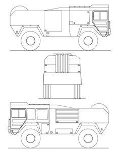 Hallo Leute, stellt Euch folgendes vor: Wir möchten uns einen 4x4 Kat 1 zum Rally/Trial fahren aufbauen. Um aber in den Genuß der 320 PS Maschine statt der 256 PS beim 4x4 zu kommen, kaufen wir uns einen 6x6 Kat und kürzen das Chassis und entfernen die… Offroad, 4x4, Expedition Truck, Bug Out Vehicle, Rc Trucks, Camping Car, Rc Model, Paper Models, Rc Cars