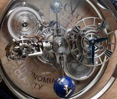 """Join our Hands-On of these two jaw-droppers. Jacob & Co. Astronomia Black and the Jacob & Co. Astronomia Clarity Baguette. A 365-piece movement almost in mid-air, a 288 facet """"Jacob Cut"""" spherical diamond and much much more..."""