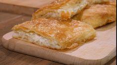 Τυρόπιτα εύκολη με αλλιώτικη τεχνική του Πάνου ! Γίνεται πανεύκολα και τρώγεται στο τσακ μπάμ!! Serbian Recipes, Greek Recipes, Pie Recipes, Cooking Recipes, Cheese Pie Recipe, Cheese Pies, Crazy Dough, Greek Dishes, Queso Feta