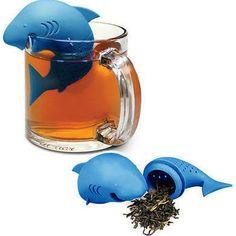 shark tea infusers - Two Rivers Pediatric Dentistry | #Moline | #IL | www.tworiverspedo.com