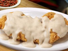 Country Fried Chicken •Texas Roadhouse My favorite food of all time!!!!