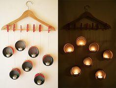 DIY Diwali Craft Easy Diwali DIY diyas, decoration and tea lights Diya Decoration Ideas, Diy Diwali Decorations, Festival Decorations, Diwali Diya, Diwali Craft, Diy Diwali Gifts, Diwali 2018, Diwali Party, Crafts
