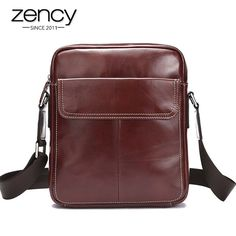 Check current price Quality Genuine Leather Bag Casual Men Handbags Cowhide Business Crossbody Bag Men's Travel Bags Laptop Briefcase Bag for Man just only $40.60 with free shipping worldwide  #crossbodybagsformen Plese click on picture to see our special price for you