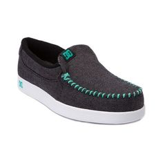 Shop for Womens DC Villain TX Skate Shoe in Black Seafoam at Journeys Shoes… e8dd3f6e4