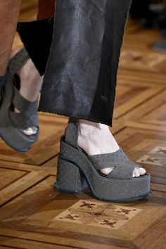 Vivienne Westwood | Spring 2013 Ready-to-Wear Collection | Style.com
