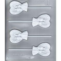 Wedding Lollipop Sheet Mold - LorAnn Oils