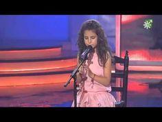 Esperanza Garrido- Tangos de Graná- gala 1 juniors 2º edición