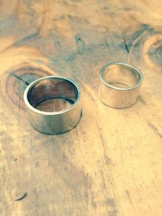 Argollas de Matrimonio Plata 950 #hechura #hechoamano