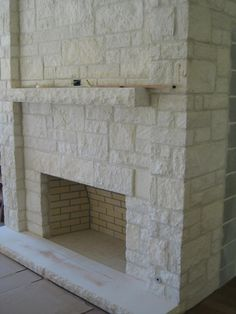 stone fireplace - Google Search