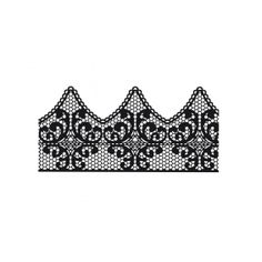Sweet Lace Silicone Mat - Fantasy