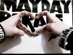 Mayday Parade <3
