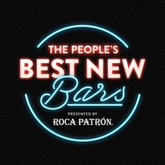 The People's Best New Bars award, presented by Roca Patrón, is Food & Wine's first-ever poll to rank the most incredible drink destinations in the country. We want to know what you think are the most innovative new bars in the Midwest.