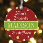 Have the kids make these this year as their gifts to Nana & Papa and Grammy & Grandpa. We could use an old cd, paint or modgepodge it & personalize it, maybe a little differently. I like this idea!     Christmas Gifts for Kids - Top Picks - Gifts.com