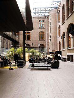 Arquiteto: Piero Lissoni-Conservatorium in Amsterdam