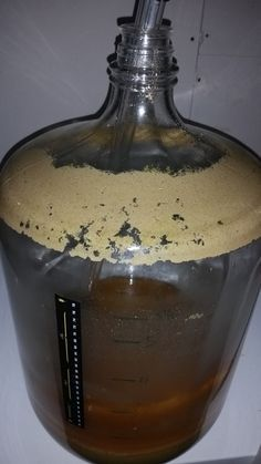 Scrubless cleaning - Dirty Carboy