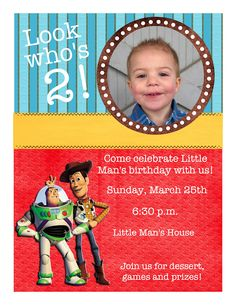 1344e652e394e2bf33c36d6ee20f8999 toy story birthday toy story party free kids party invitations toy story party invitation *new,Toy Story Birthday Party Invitations