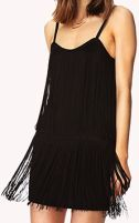 Forever 21 Fringe Dress