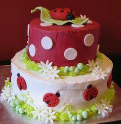 ladybug cakes | Ladybug Cake Ideas | Cake boss