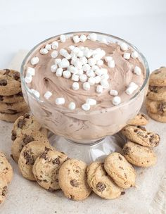 This Hot Cocoa Cheesecake Dip is just what you need to warm up this winter. Have you ever dipped your cookies in hot cocoa? My hot cocoa cheesecake dip is the new and improved version for dipping cookies. It has the most amazing mousse texture and those tiny marshmallows are phenomenal. I like to keep...