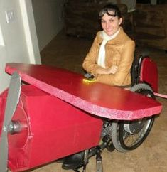15 Brilliant Wheelchair Costume Ideas That Beat Anything Store-Bought For Halloween