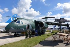 The first prototype Embraer suffered a runway excursion during ground testing at the company's flight test facility at Gavião Peixoto on 5 May. Aviation News, Aviation Industry, Fighter Jets, Aircraft, Runway, Cat Walk, Aviation, Walkway, Planes