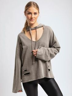 Look edgy and cool in our Freestyle Sweatshirt Hoodies, Sweatshirts, Get The Look, Hooded Jacket, Street Style, Chic, Diy Jewelry, Jackets, Collection