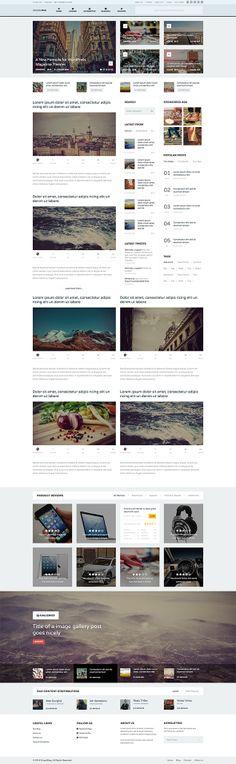 Drupal Commons - Social Networking Website/Theme | Top Drupal ...
