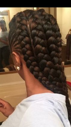 43 Cool Blonde Box Braids Hairstyles to Try - Hairstyles Trends Blonde Box Braids, Black Girl Braids, Braids For Black Hair, Girls Braids, Braided Hairstyles For Black Women Cornrows, Weave Ponytail Hairstyles, African Braids Hairstyles, Afro Hair Girl, Curly Hair Styles
