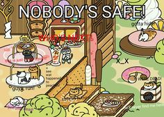 I'm sorry << SORRY??? PEACHES HAS BEEN BLENDED!! I Love Cats, Crazy Cats, Cute Cats, Funny Animal Pictures, Funny Animals, Cute Animals, Neko Atsume Kitty Collector, Trash Dump, Pusheen Cat