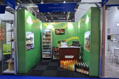 Prestige Exhibition stand design for Lithuanica at IFE 2015 by Quadrant2Design