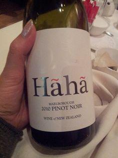 Passende wijn!