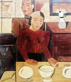 Gustave De Smet - The Soup