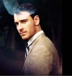 Can never have too many pictures of Mr. Fassbender.