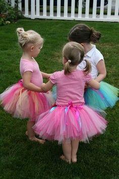 縫わずに作れる!子供の習い事やお出かけに、チュチュ・チュチュドレス - NAVER まとめ
