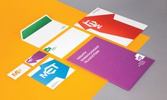 MET - Metropolitan University of Applied Sciences on Behance