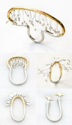 Rui Kikuchi japanese jeweller delicate rings (kinetic flower series) jewellery-box-favourites beauty