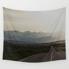 Buy Crazy Mountain Sunrise by Lotus Effects as a high quality Wall Tapestry. Worldwide shipping available at Society6.com.