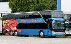 Motorfahrzeuge: Setra-Bus S 431 DT