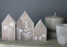Scrap Wood Crafts, Chalk Crafts, Wood Block Crafts, Reclaimed Wood Projects, Wooden Crafts, Diy Home Decor Projects, Home Crafts, Diy Crafts, Wood Laser Ideas