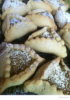 Lemon Bar Hamantaschen