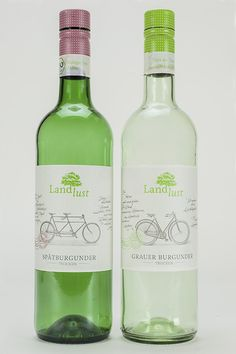 LandLust Weine wine for all our wine loving #packaging peeps PD