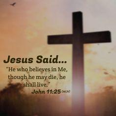 #JesusChrist #Believes #Live #Heaven #Love #God