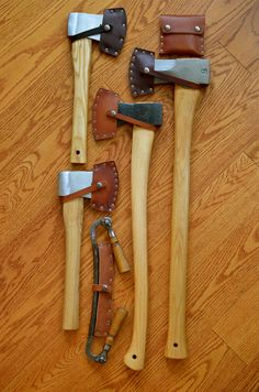 manufacturedreality axe reviews: http://www.swingingsteel.com/category/axe-reviews/