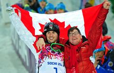 Alex Bilodeau defends gold in Olympic men's moguls as fellow Canadian Mikael Kingsbury takes silver