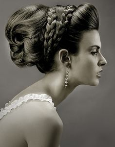 Grecian Braids Inspiration
