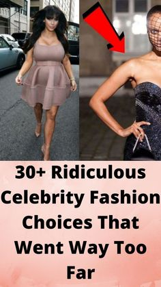30+ #Ridiculous #Celebrity #Fashion Choices That Went Way Too Far Online Shopping Fails, Eccentric Style, Makeup Transformation, Celebrity Look, Celebrity Photos, Bridal Makeup, Bridal Nails, Spring Outfits, Spring Dresses