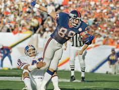 TE Mark Bavaro Photo Gallery
